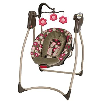 Graco Comfy Cove LX Infant Swing