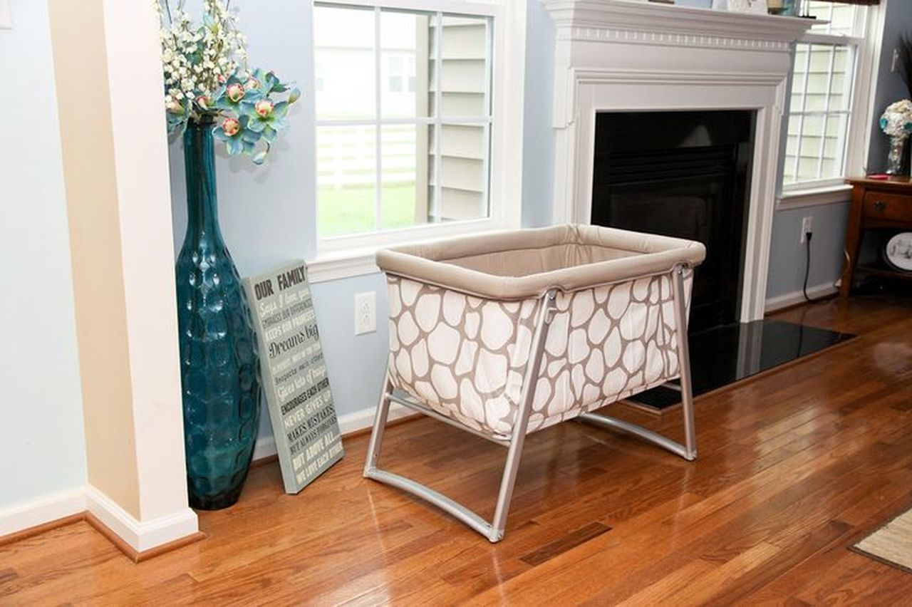 Baby Home Dream Portable Baby Cot