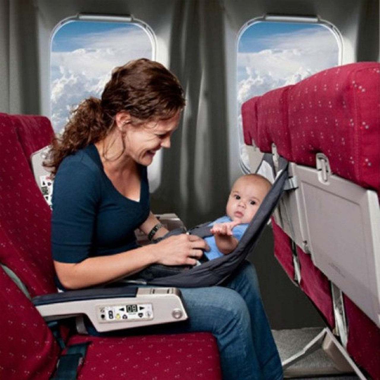 Infant Airplane Seat - Flye Baby