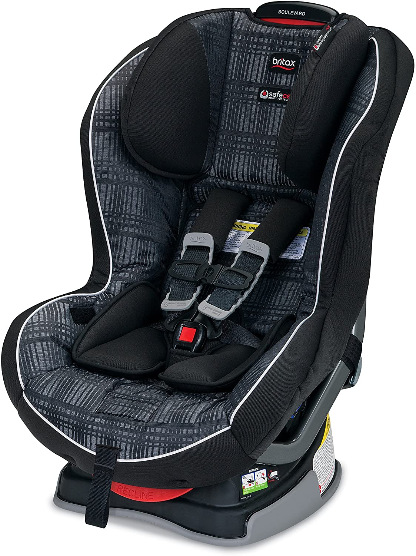 Britax Marathon G4.1 Convertible Car Seat Front and Rear Facing