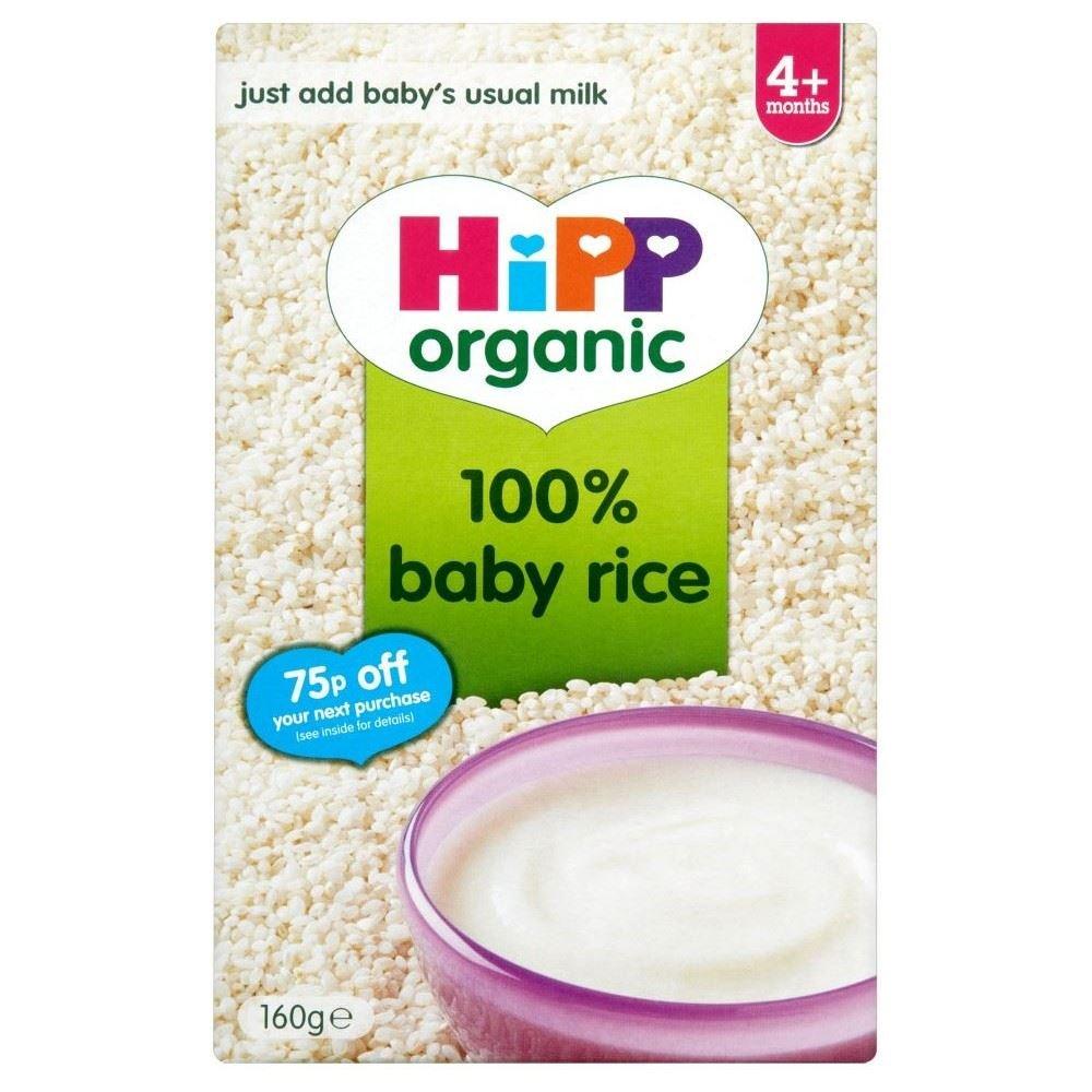 Hipp Organic Baby Rice