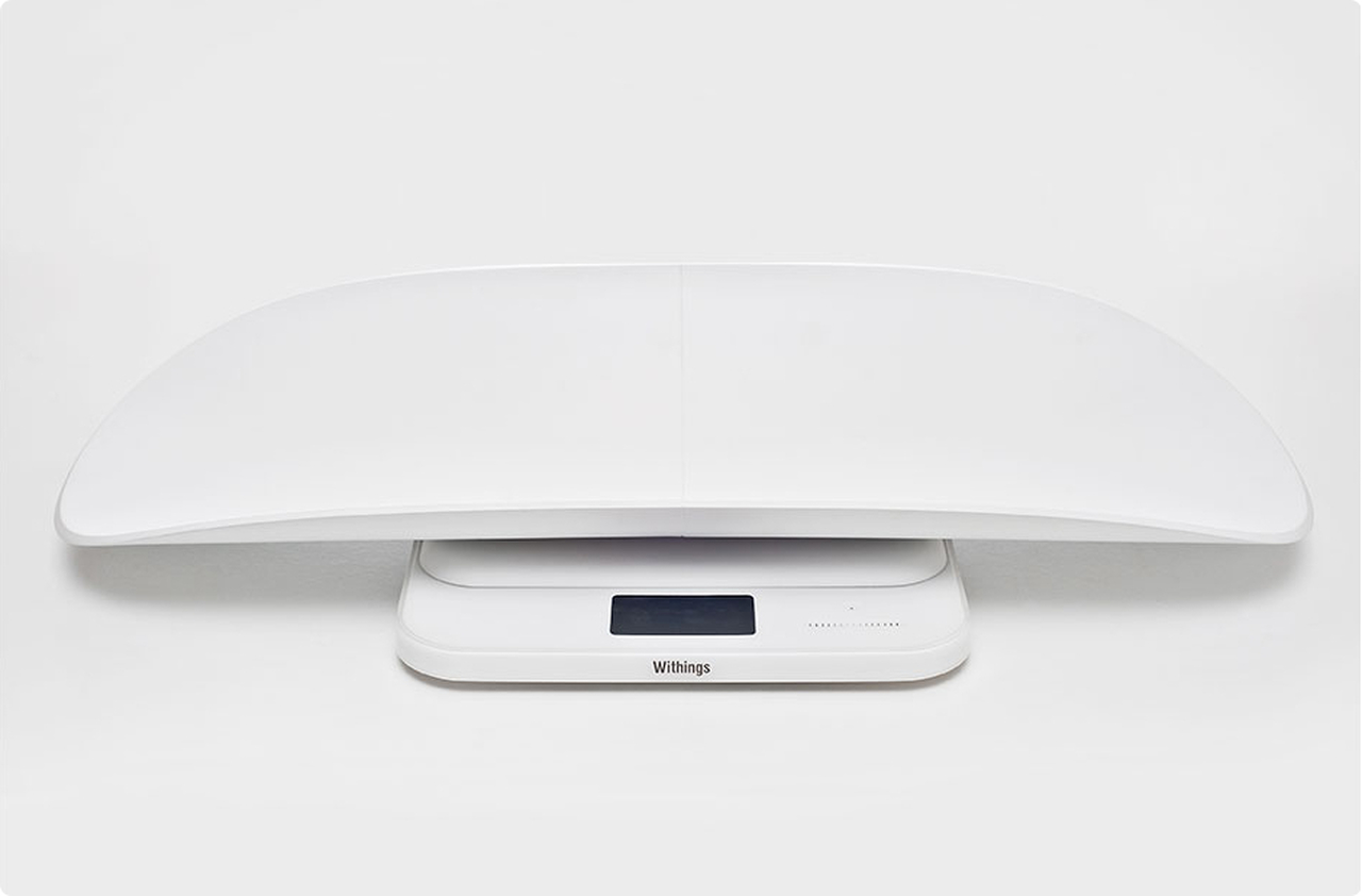 Withings Smart Kid Scale, Wireless