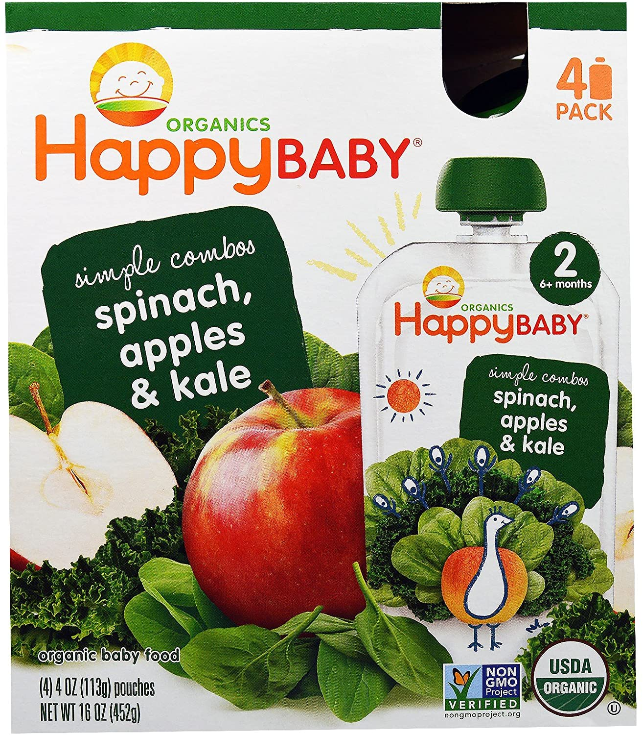 Family Brands Organic Baby Food