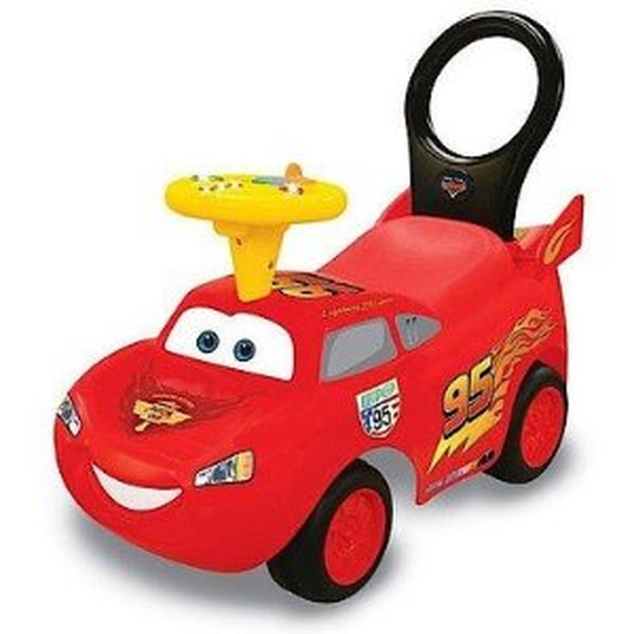 Disney Pixar Cars Lightning McQueen Activity Racer