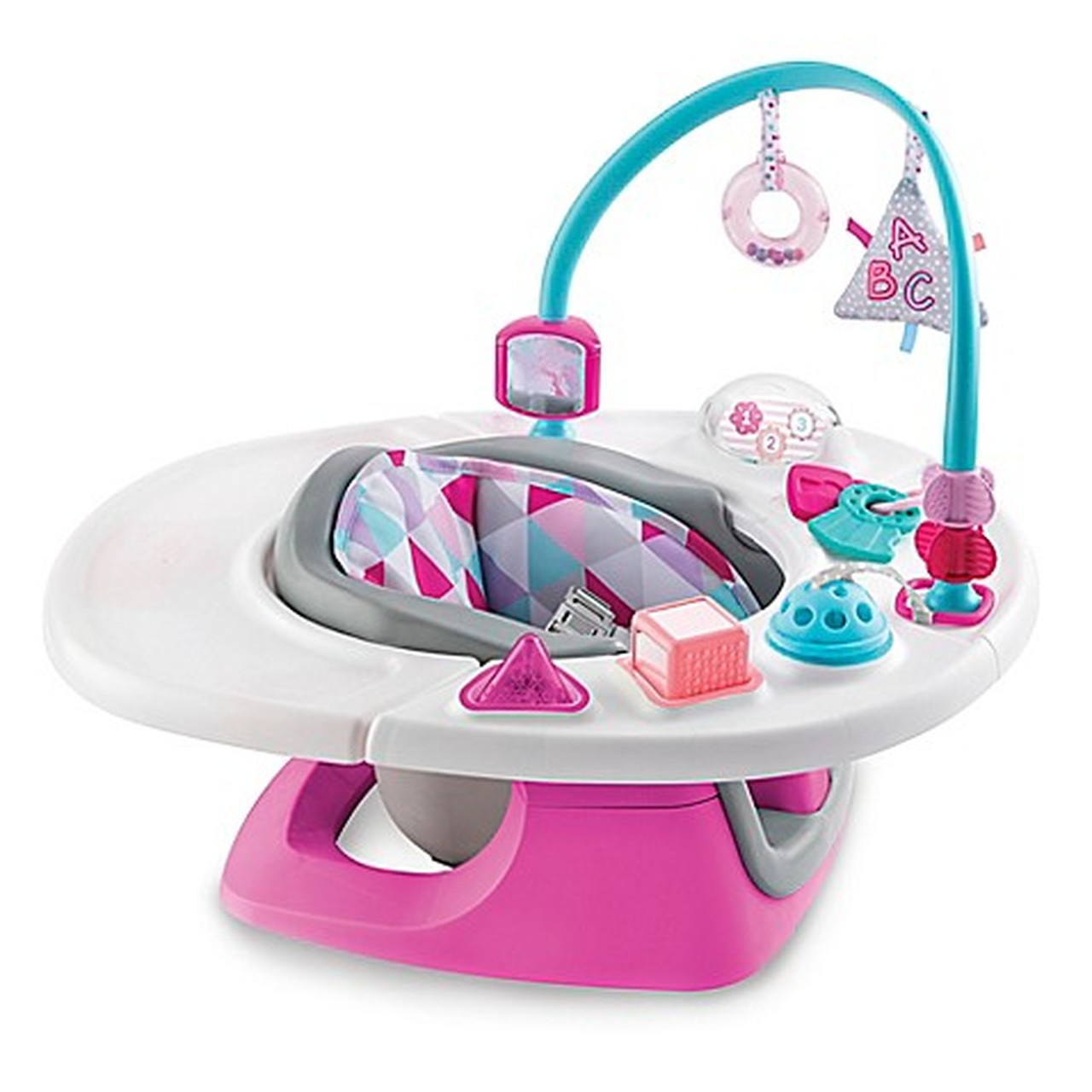 Summer Infant® 4-in-1 Deluxe SuperSeat®