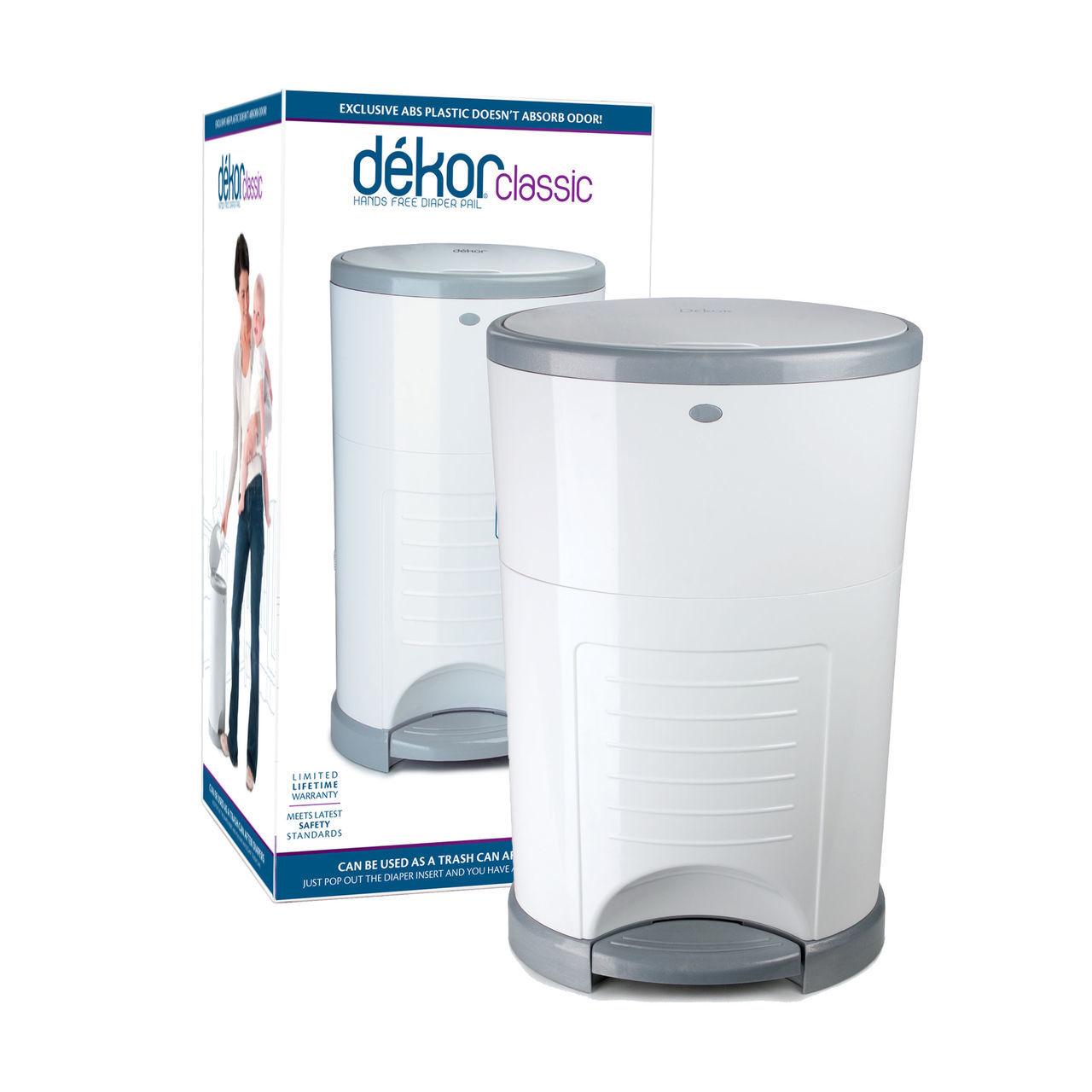 Diaper Dekor Diaper Disposal System