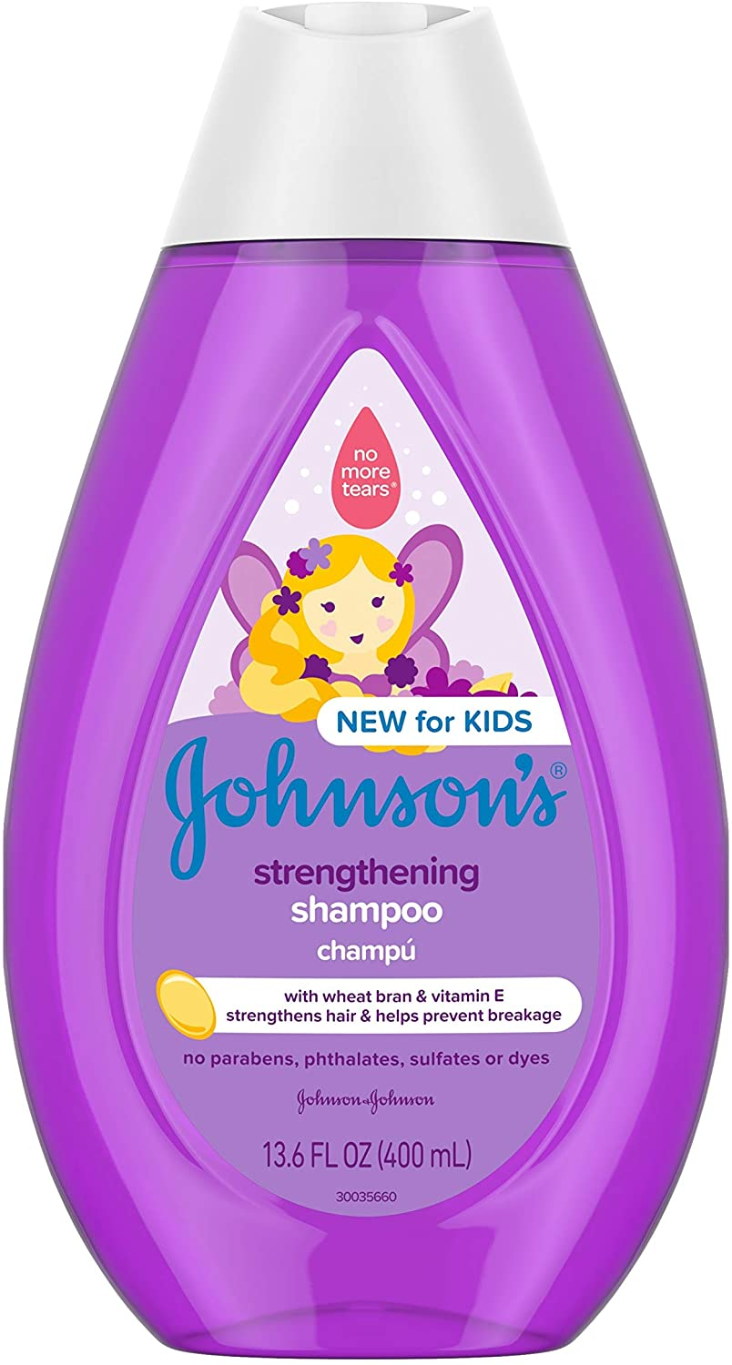 Johnson's Strengthening Kids Shampoo