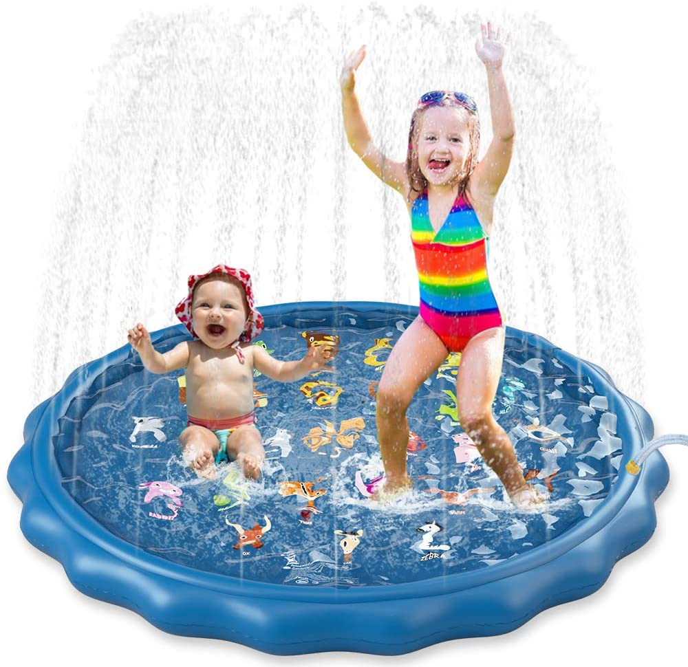 Jasonwell Sprinkler for Kids