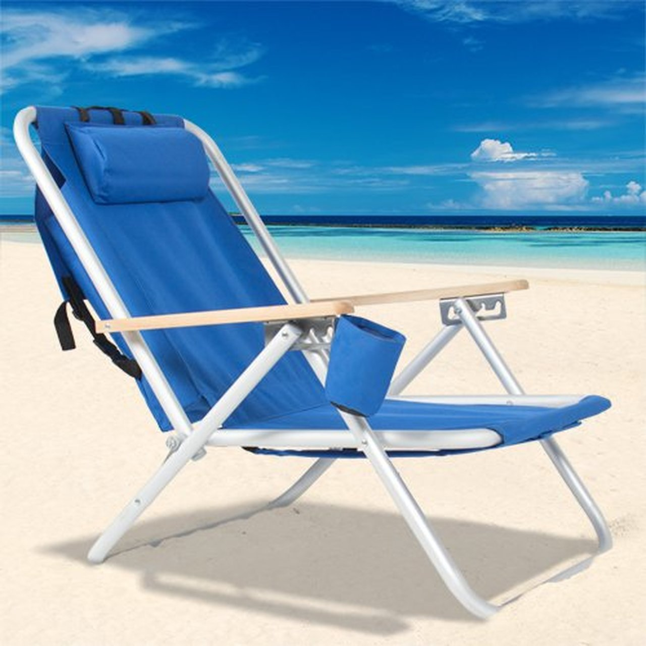 Backpack Beach Chair Folding