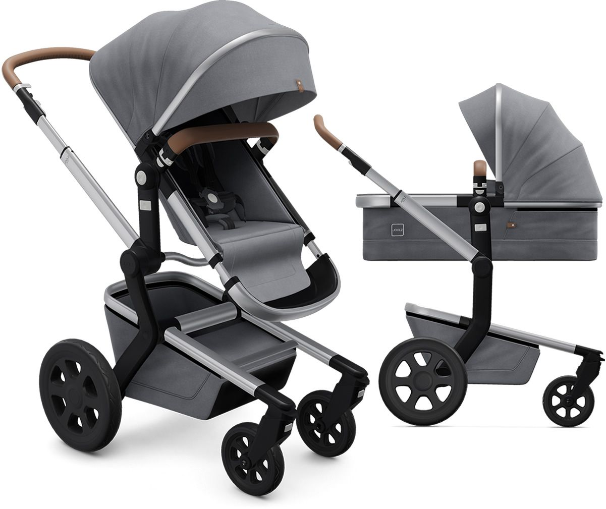 Joolz Day3 Reflective Stroller & Bassinet