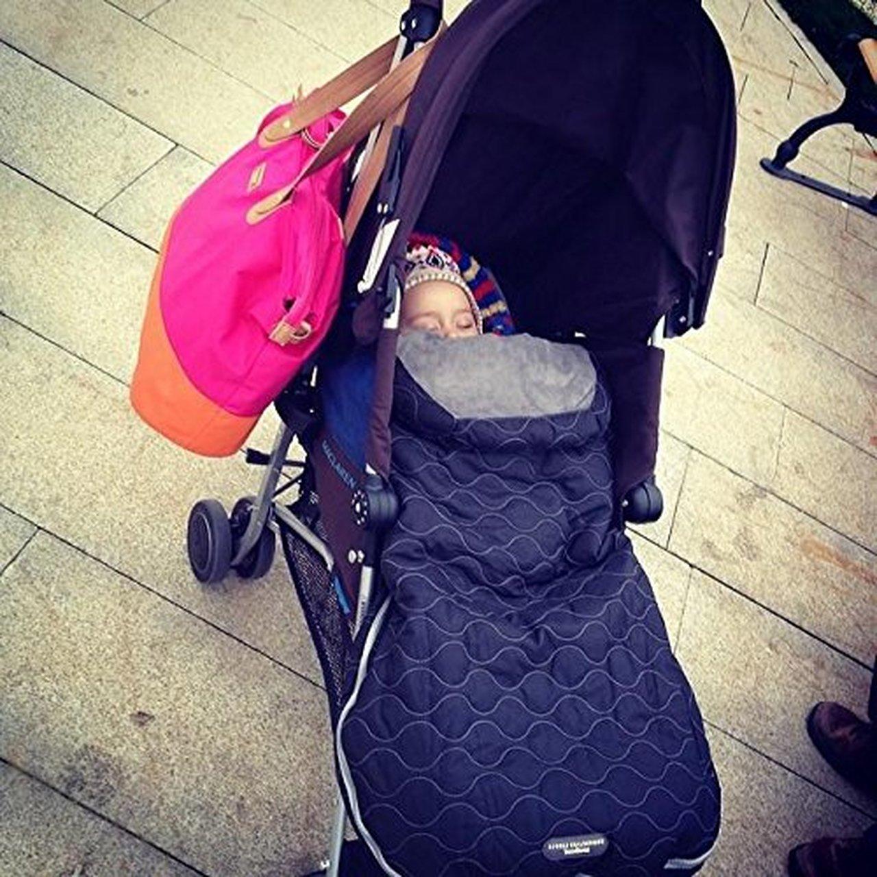 Bundle Me Set For Car Seats/Strollers