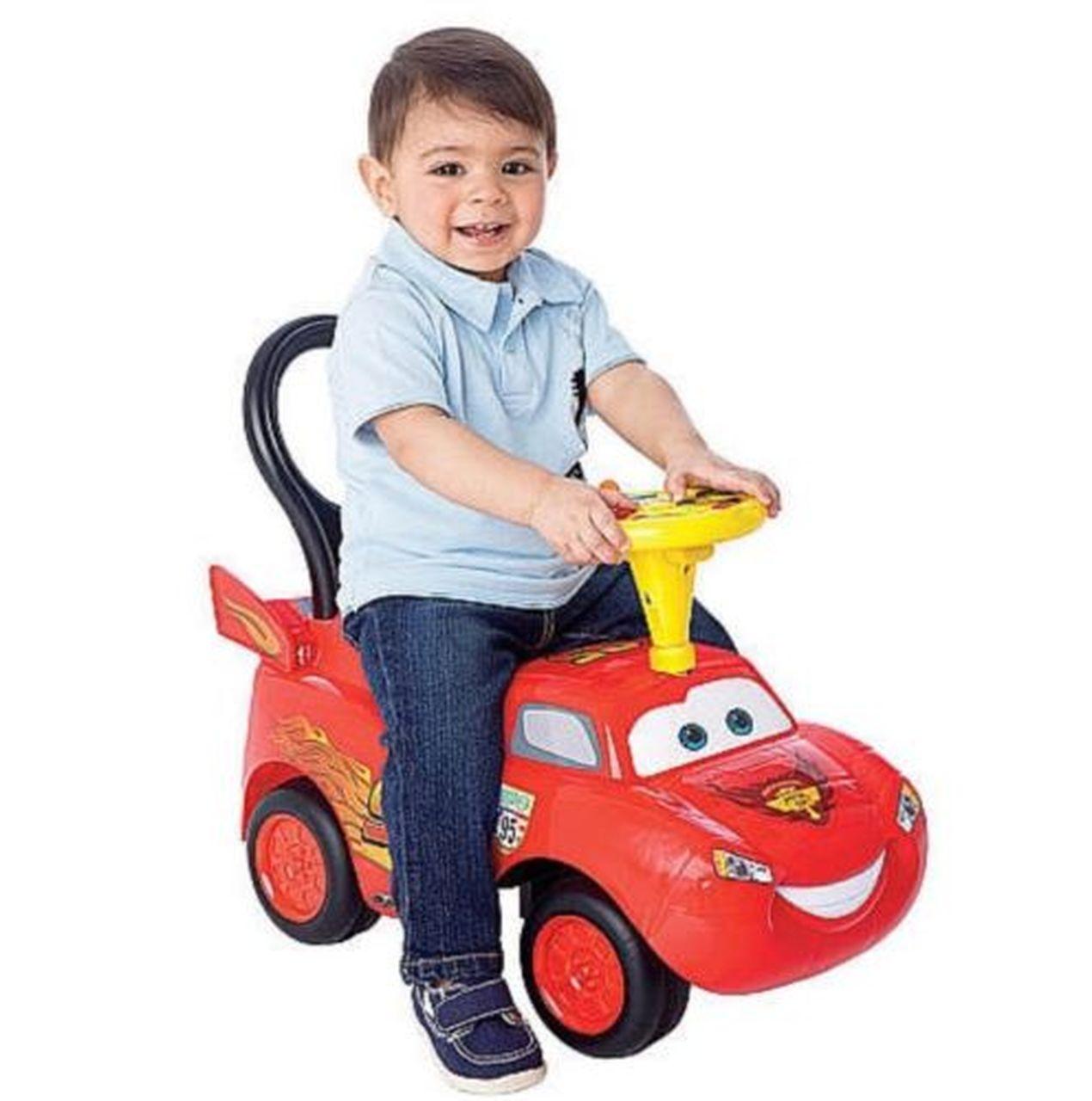 Disney Pixar Cars Lightning McQueen Activity Racer