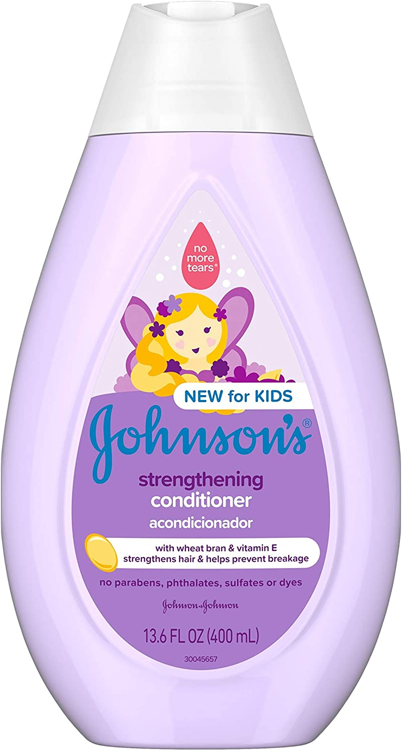 Johnson's Strengthening Kids' Conditioner