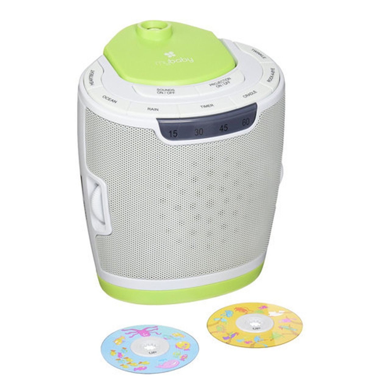 myBaby Soundspa Lullaby Sound Machine and Projector