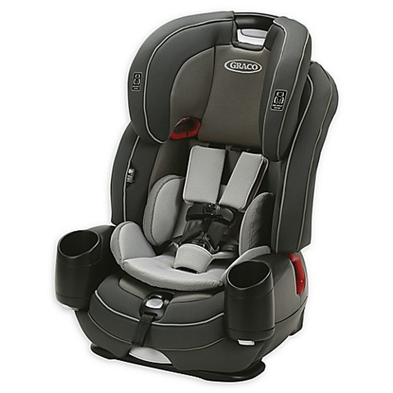 Graco® Nautilus® SnugLock® LX 3-in-1 Harness Booster Seat