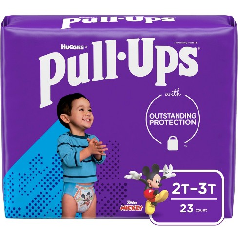 Huggies Pull Up Pants 2T-3T 23