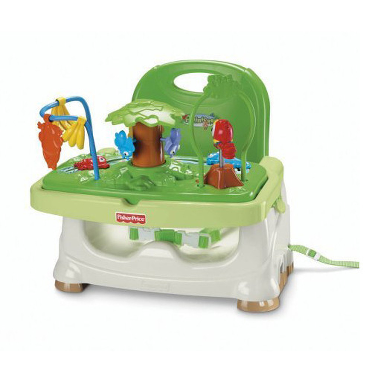 Fisher-Price Booster Seat, Rainforest