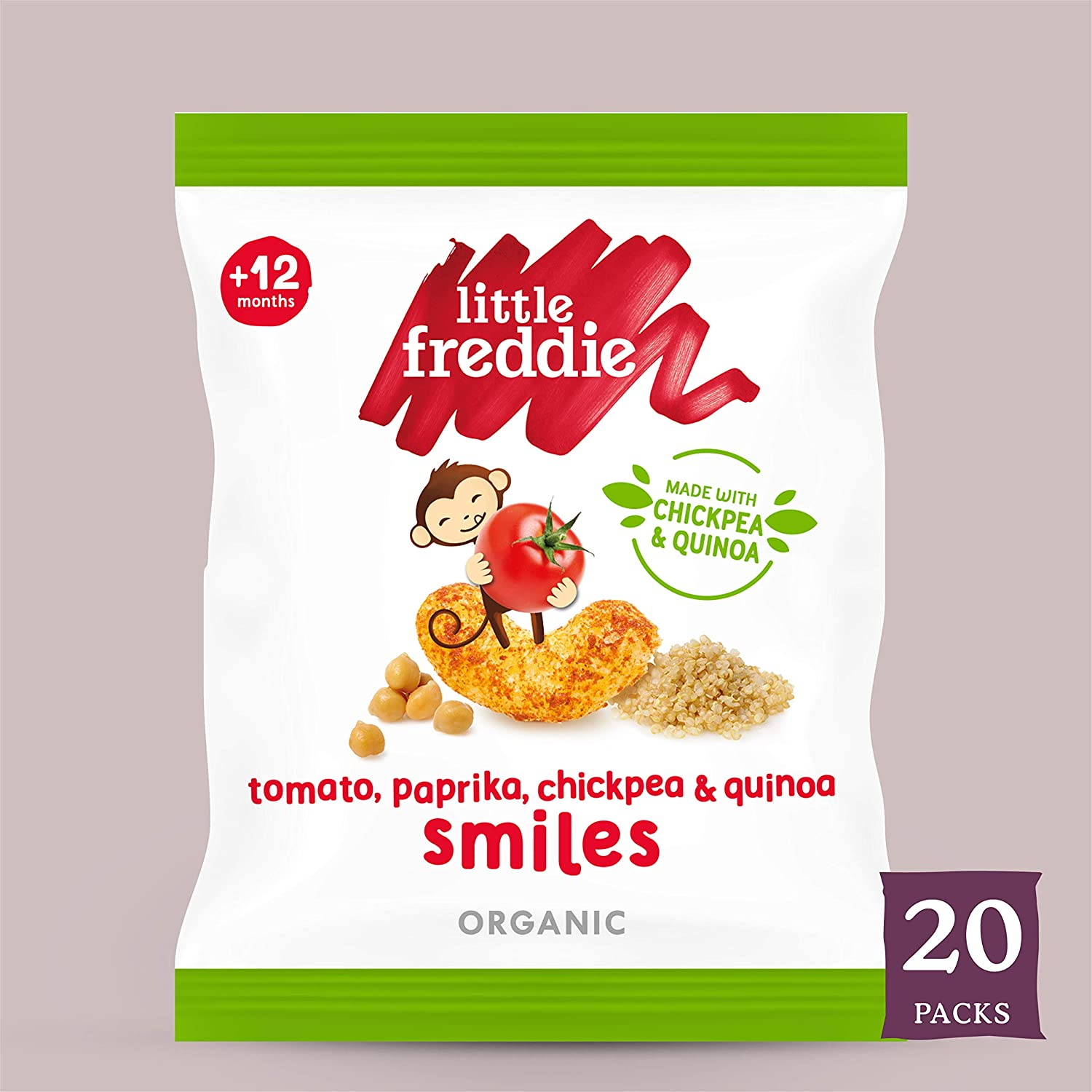 Little Freddie Organic Baby Food