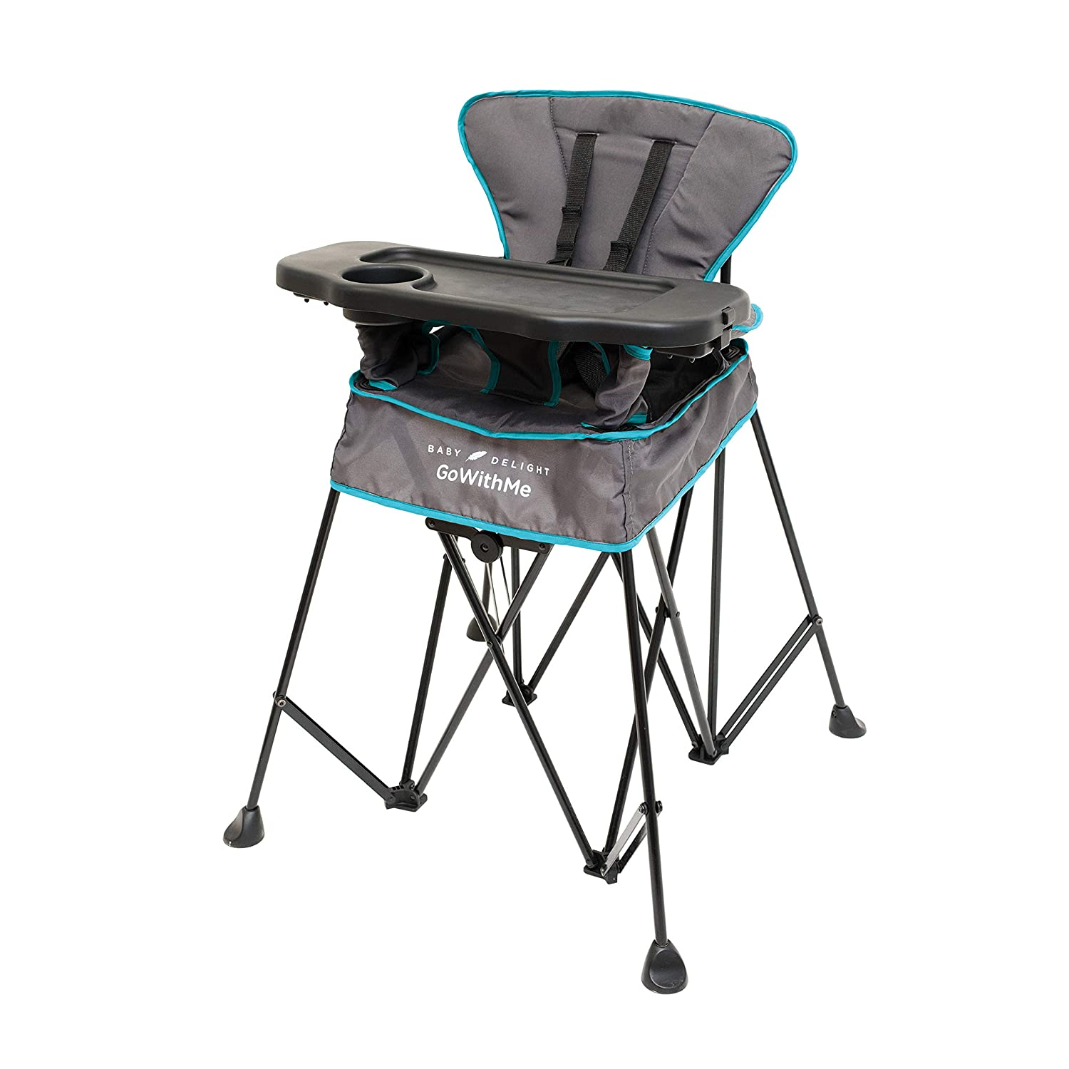 Baby Delight Go with Me Deluxe Portable High Chair