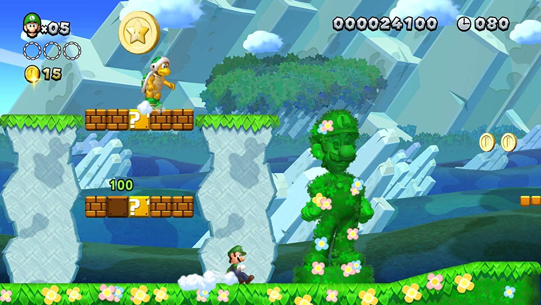 New Super Mario Bros. U Deluxe - Nintendo Switch