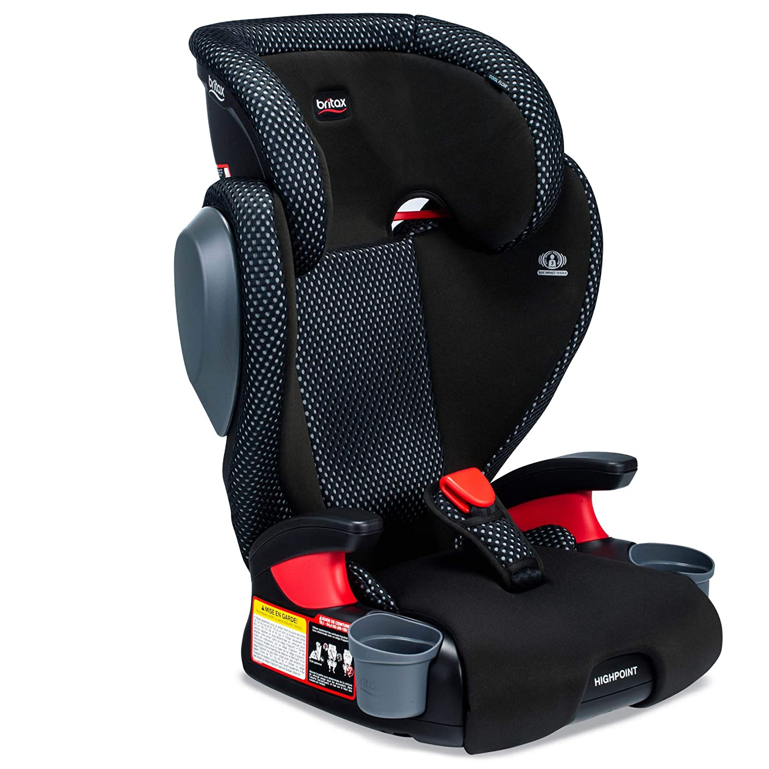 Britax Highpoint Ventilating Fabric Car Seat