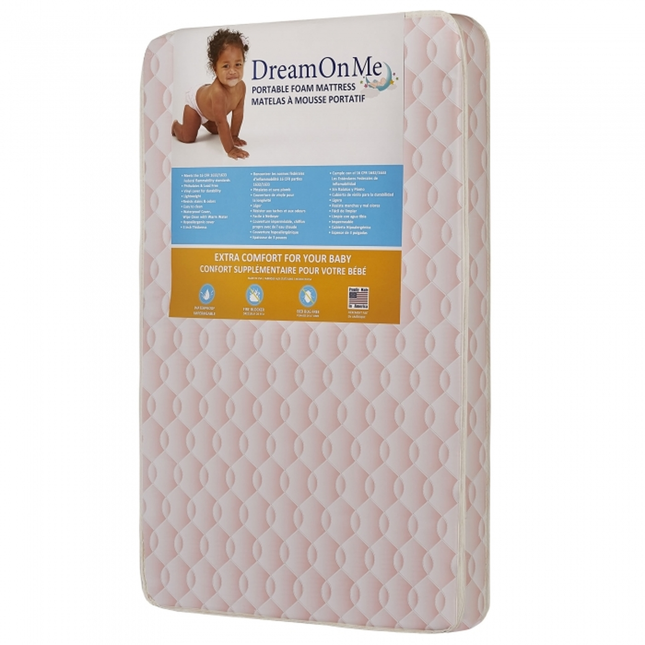 Pack n Play Mattress