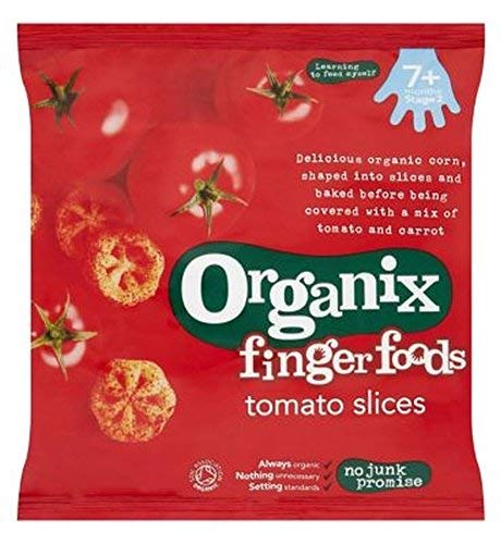 Organix Tomato Slices