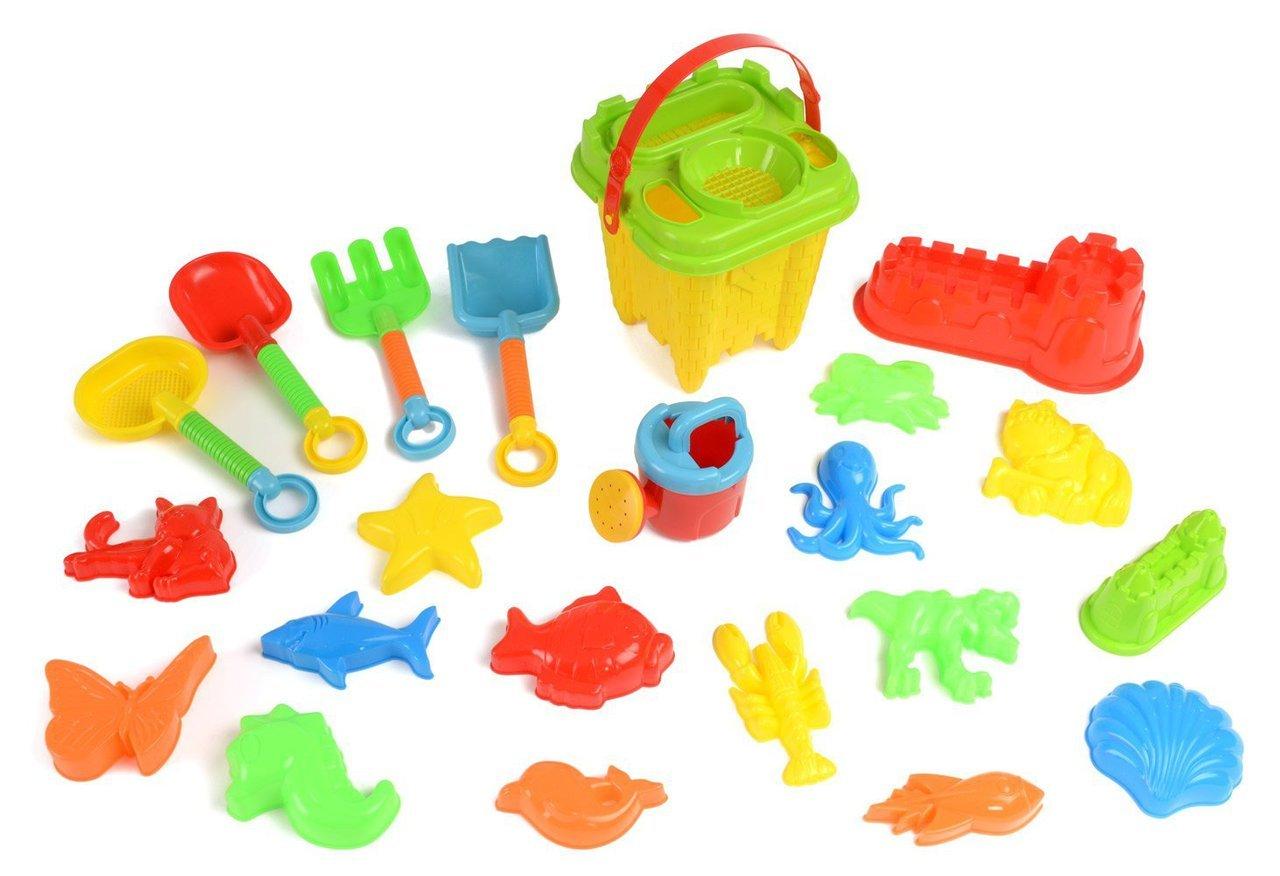 Sandbox Toys 23 Piece